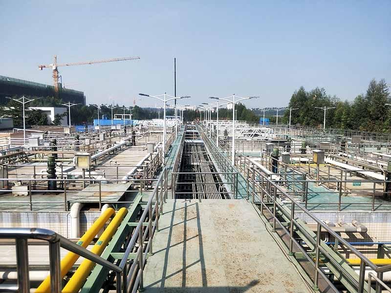 电镀行业总氮处理