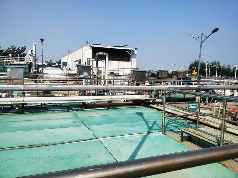 锂电池行业总氮处理