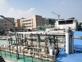 反渗透浓水总氮处理